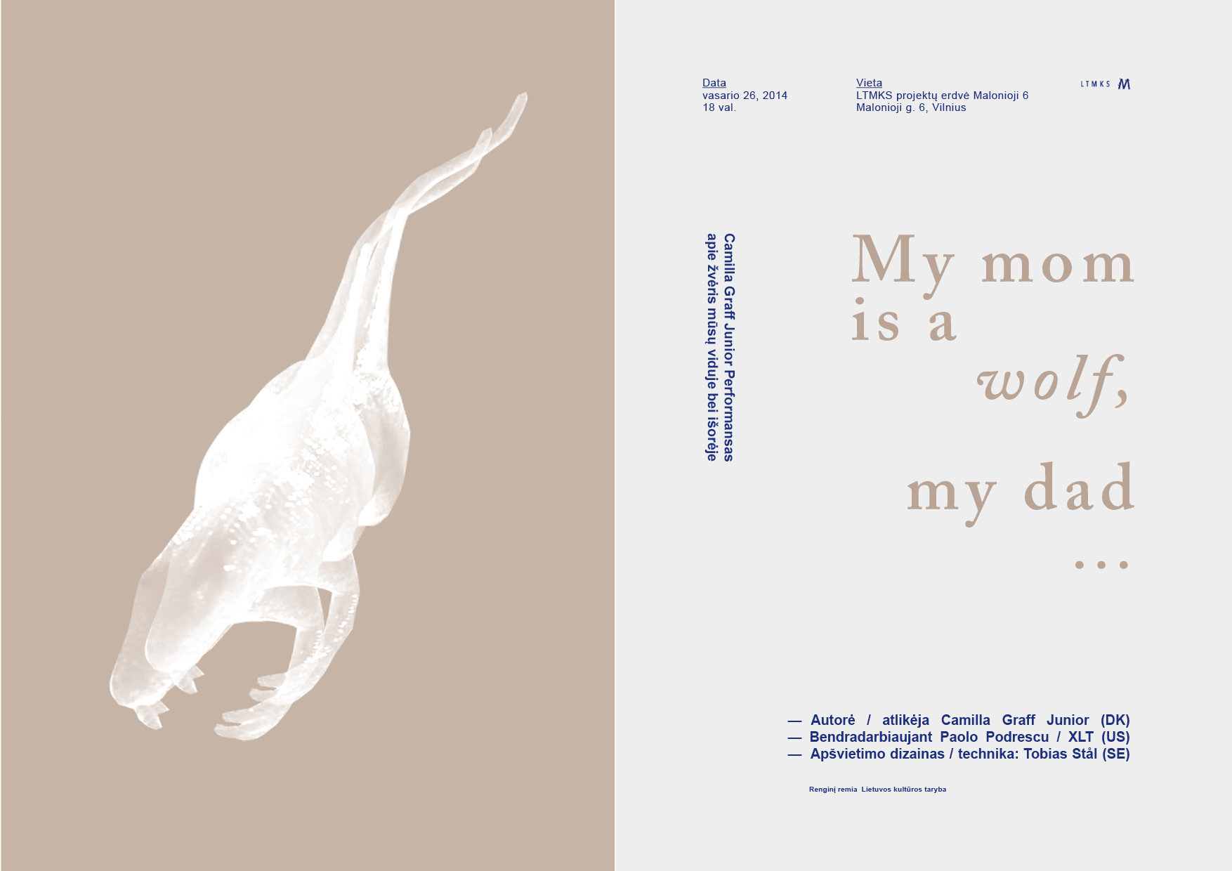 MY MOM IS A WOLF, MY DAD_Postcard 2 SIDES_A5-A4_LT