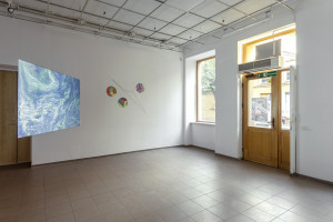 3. A THEORY OF THE PLANKTON, video, 8 min. 59 sec., 2016, TORNADO WITH SMALL RECESSES, Nicholas Matranga, wall drawing, 2016