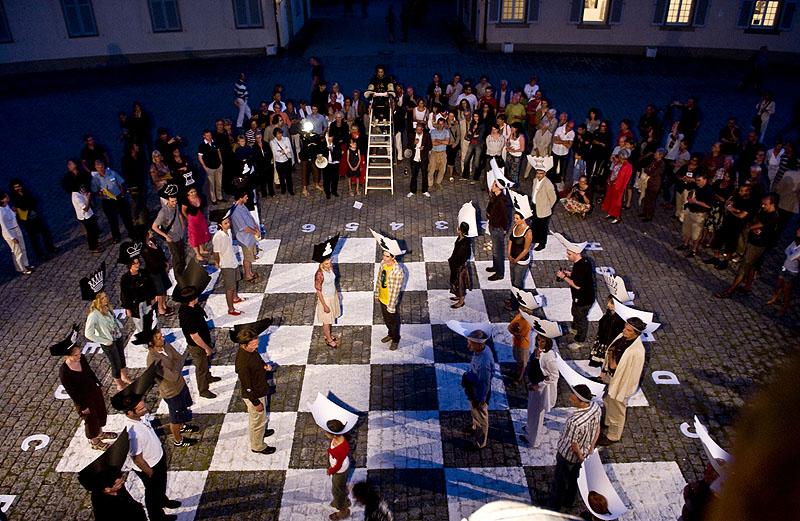 Sommerfest 2008, Akademie Schlo§ Solitude